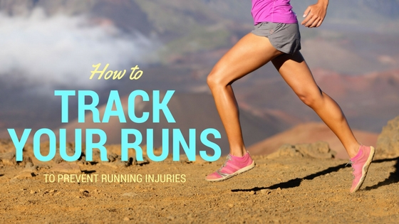 How to Track Your Runs to Prevent Running Injuries